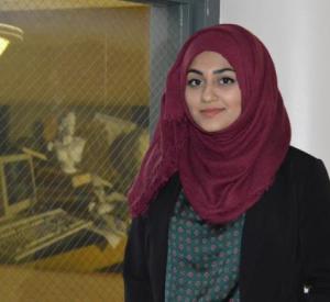 Chief Justice Khadija Saad